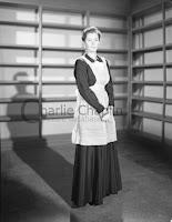 Пробы Джоан Барри на роль Бриджид (Shadow and Substance), 1941 - 3