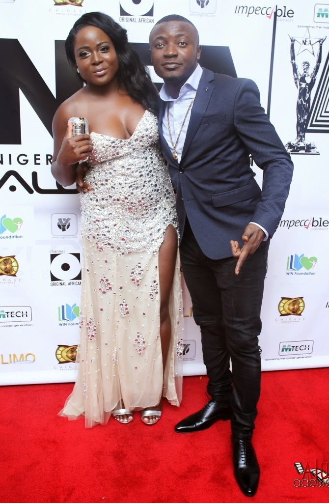 P67A9968 Red carpet photos from 2014 Nigeria Entertainment Awards