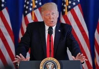 Donald Trump condena el odio y la violencia en EEUU
