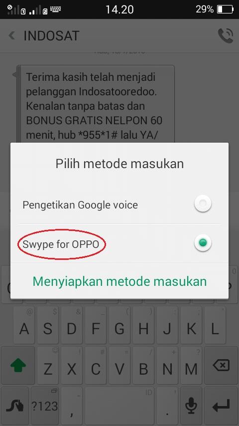 Cara Mengatasi Eror Papan Ketik Keyboard Pada Hp Android Berbagi