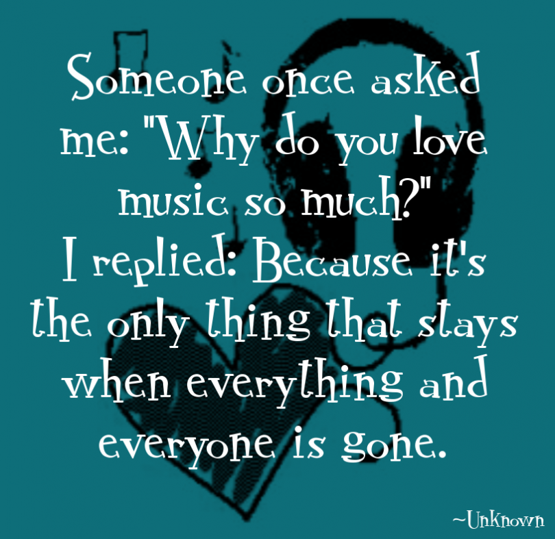 Awakenings: Why Do YOU Love Music So Much?