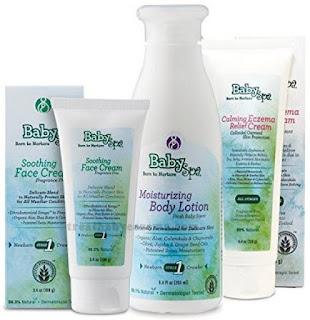 Baby Spa Eczema Cream