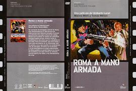 Carátula de Roma a mano armada.