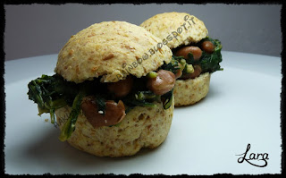 http://cucinaconlara.blogspot.it/2015/10/panini-integrali-con-fagioli-e-cicoria.html