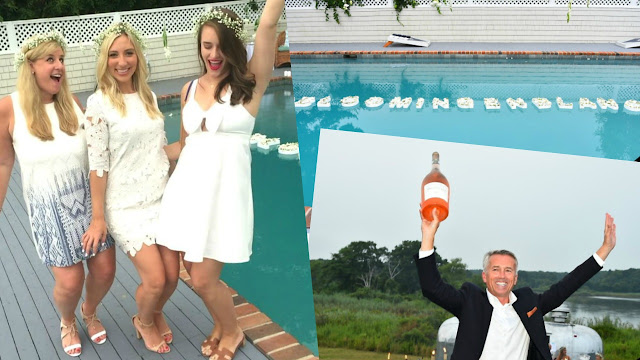 YouTube Video, Hamptons, NY, Hamptons White Party