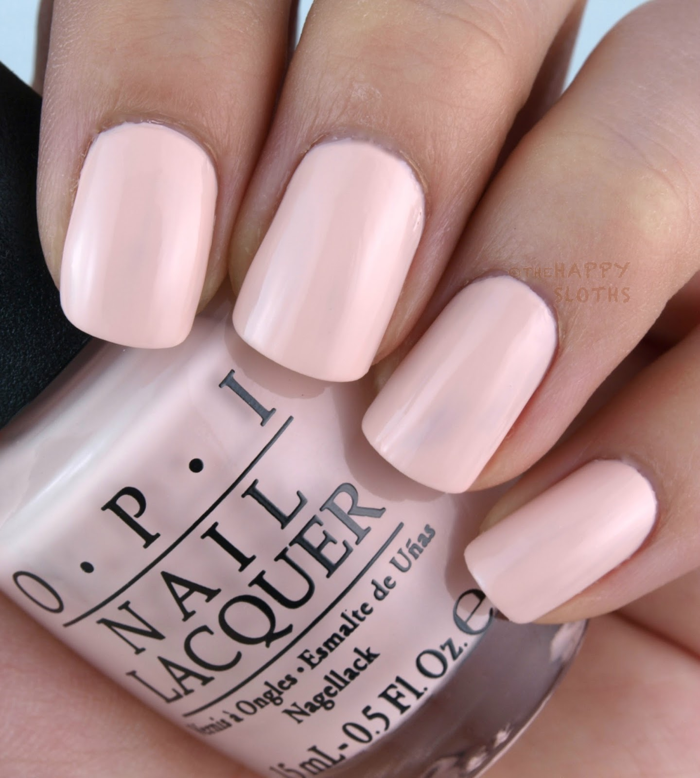 Can anyone recommend a pale/light pink nail polish... - Blogs & Forums