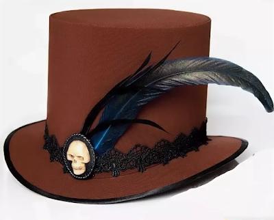 Выкройка шляпы