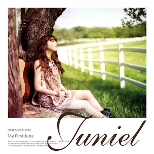 JUNIEL - My First June [Mini Album]   MP3 320kbps   MEGA