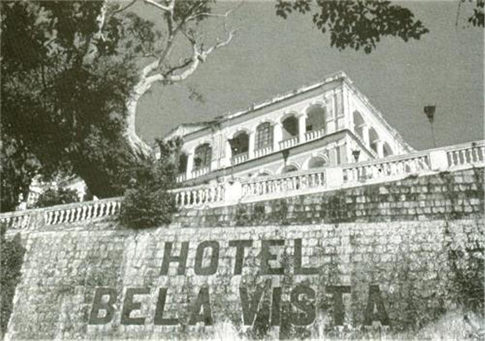 The Bela Vista Hotel--refugee or tourist?
