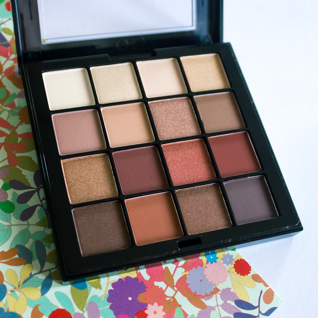 NYX Ultimate Shadow Palette in Warm Neutrals Review