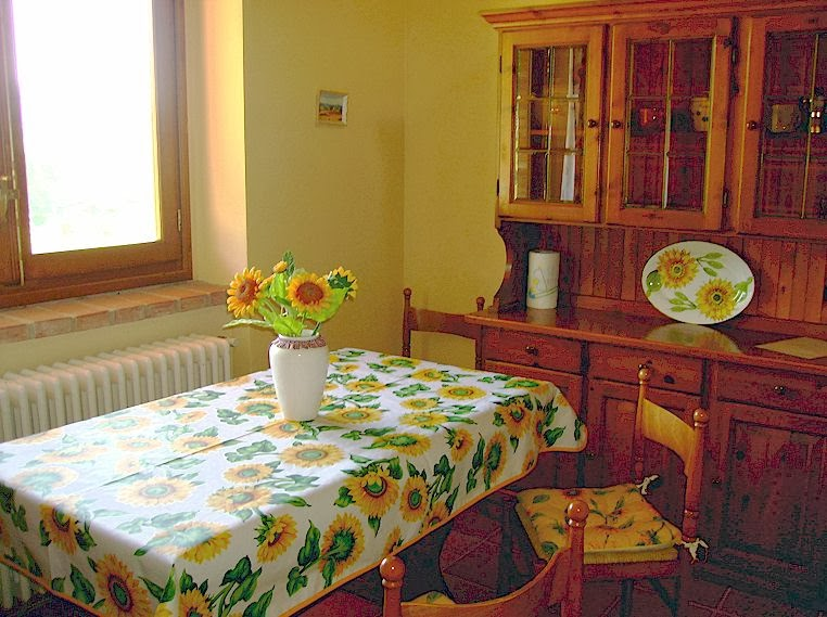 Il Santo winery and vacation rental in Chianti, Tuscany