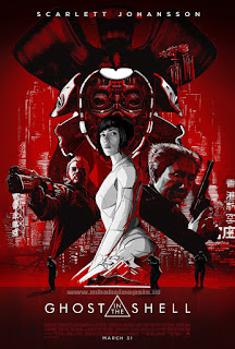 Sinopsis Film Ghost in the Shell 2017