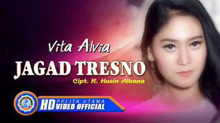 Lirik Lagu Jagad Tresno - Vita Alvia