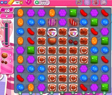Candy Crush Saga 491