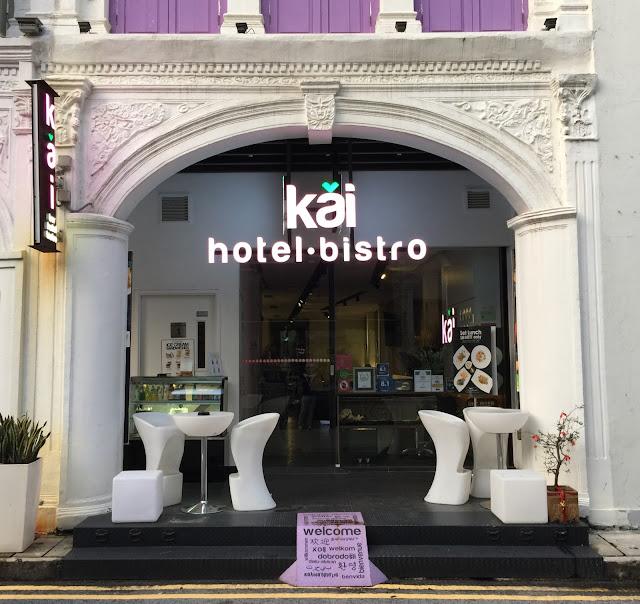 Singapore - Purvis Street Bistro Kai