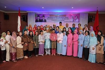 Pj Walikota: Untuk Menjadi Perempuan Tangguh Harus Berani dan Optimis