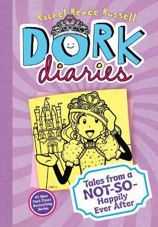 Dork Diaries 8: Tales from a Not-So-Happily Ever After PDF Download