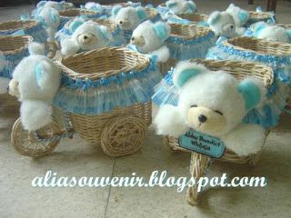 souvenir kelahiran bayi