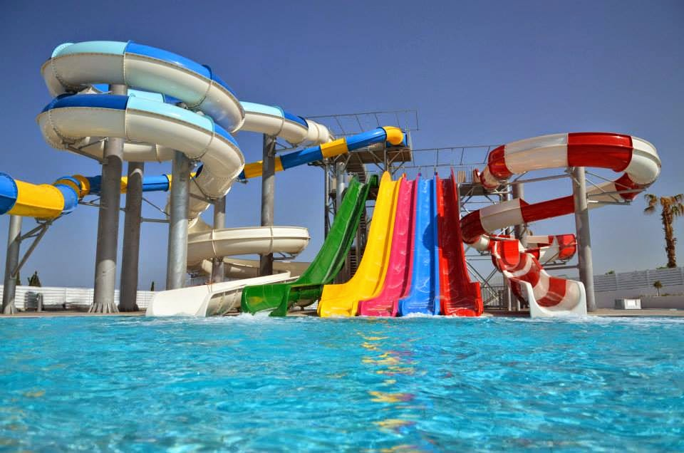 Kids have Fun in Cyprus: Other Water Parks