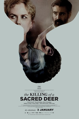 Jadwal THE KILLING OF A SACRED DEER di Bioskop