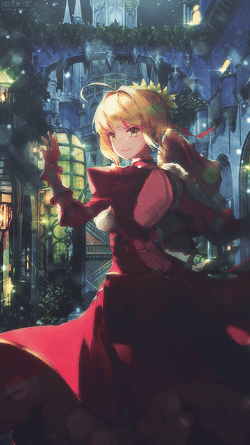 Nero Claudius - Fate/Extra Last Encore Wallpaper