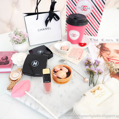 Best Makeup Flatlay on Instagram