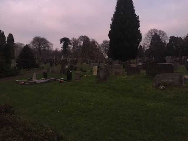 Kendal cemetery