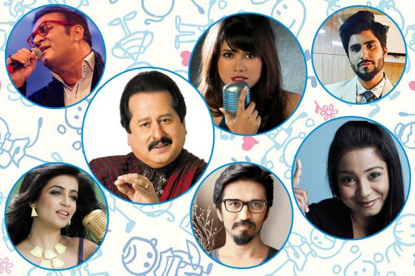 Indian top 10 Singer