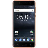 Nokia 5 (front)
