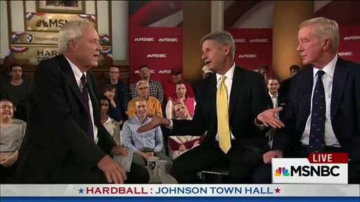 the randy report gary johnson has another aleppo moment