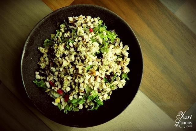 Applebees Fiesta Chicken Chopped Salad