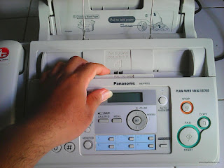 cara pasang film fax panasonic kx-fp701 seri 1