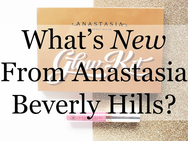What's New from Anastasia Beverly Hills?