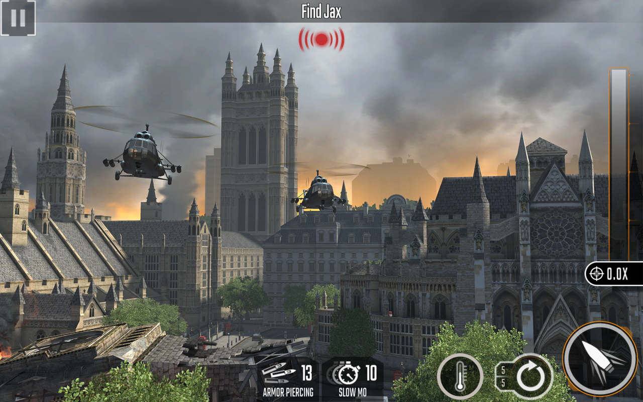Sniper Strike Special Ops MOD APK Terbaru