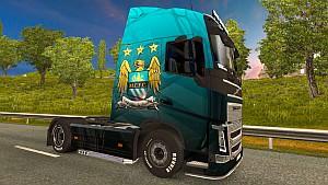 Manchester City Volvo 2012 skin