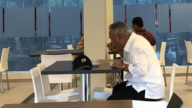 Ini Cerita Menteri Basuki Sarapan Sendirian di Hotel Murah - Info Presiden Jokowi Dan Pemerintah