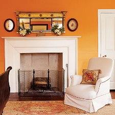 Consigli per la casa e l 39 arredamento imbiancare for Dipingere soggiorno idee
