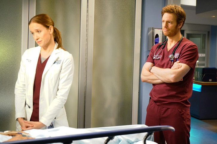 Chicago Med - Episode 5.17 - The Ghosts Of The Past - Promo, 2 Sneak Peeks, Promotional Photos + Press Release