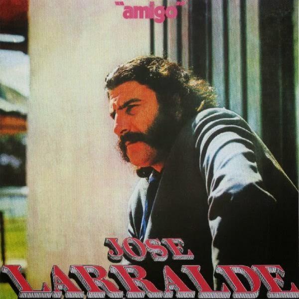 jose larralde amigo 1970