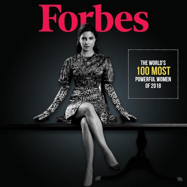 Priyanka Chopra Photos in Forbes
