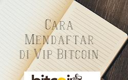 Cara Mendaftar di wallet Vip Bitcoin