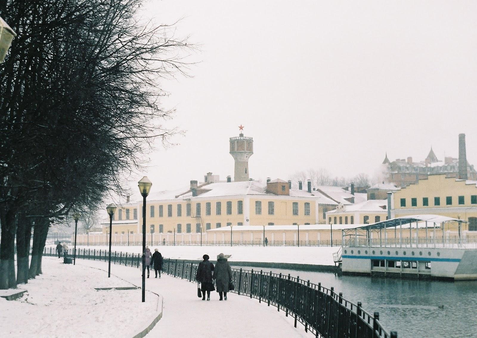 Фотографии Иваново на пленочный Зенит