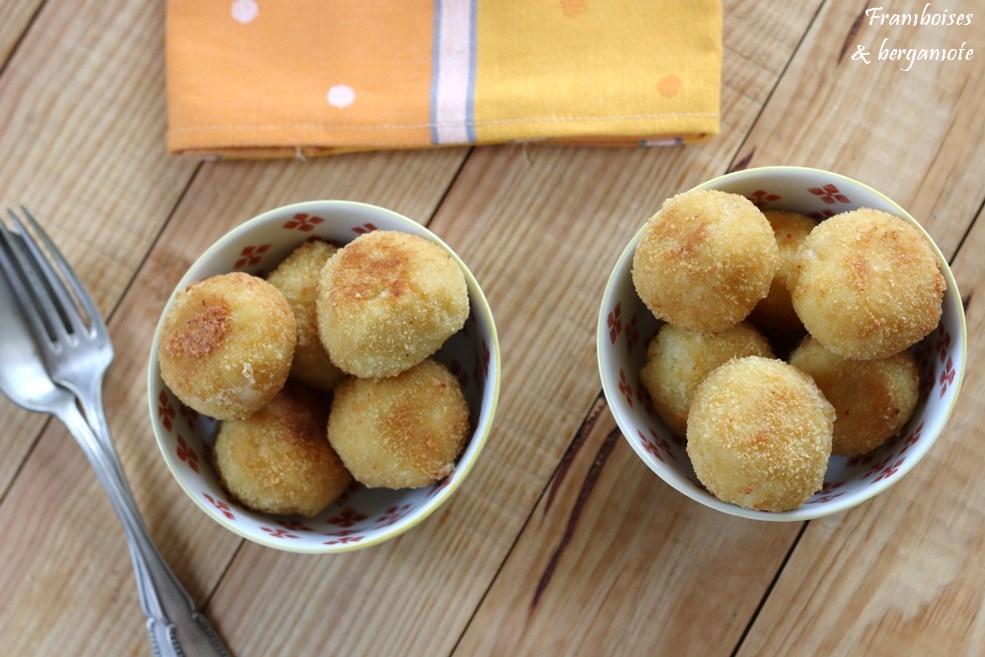 Arancini la mozzarella blogs de cuisine - Cuisine sicilienne arancini ...