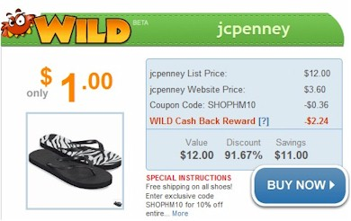 298be842d Daily Cheapskate  Hurry! Get this 2-pack of Mixit Flip-Flops for  1