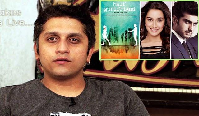 मोहित सूरी ने फिल्म 'हाफ गर्लफ्रेंड' की शूटिंग शुरू की