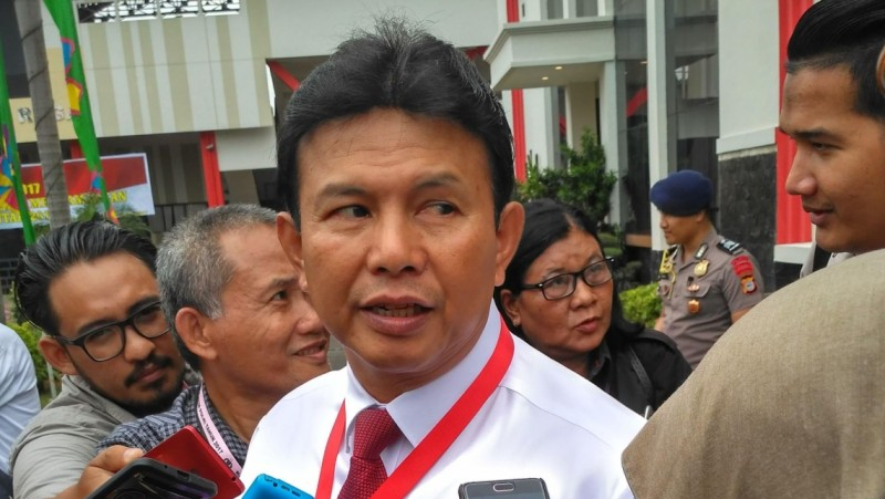 Kabareskrim Komjen Ari Dono Sukmanto