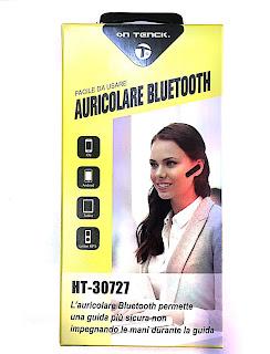 auricolare bluetooth on tenck ht-30727
