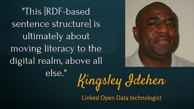 Kingsley Idehen speaks on RDF as the Linked Open Data essential