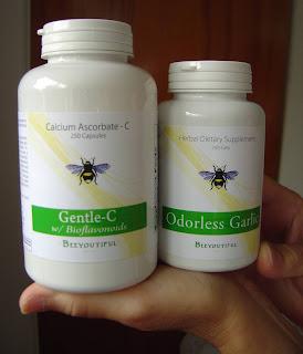 Beeyoutiful's Vitamin C and Odorless Garlic Supplements.jpeg