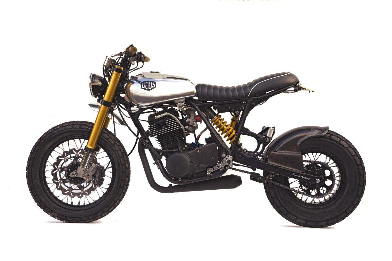 Ducati Sr Cafe Racer
